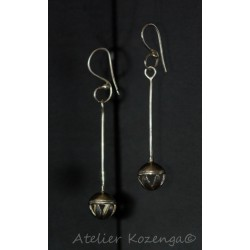 Boucles d'Oreilles SpacyFleury