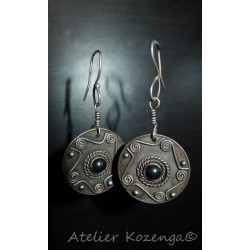 Boucles d'Oreilles Sentara